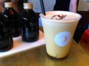 Black Moon Cold Brew Coffee Shake @Breakfast Market, die Flaschen werden auch im Goodies verkauft