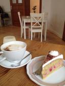 It's also a good place to go to for coffee and sweet treats