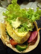 Vegalloumi @The Kind of Falafel
