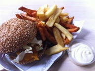 @Schiller Burger